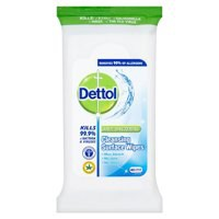 Dettol Surface Cleanser Wipes Pk 36 KRBSCW56
