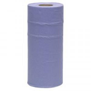 CPD 10 inch Paper Roll Blue HR2240