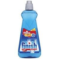 Finish Shine n Dry Rinse Aid 400ml Pack of 2