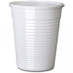 Maxima Budget Drinking Cup White Pk 1000