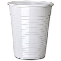 Maxima Budget Drinking Cup White Pack of 1000
