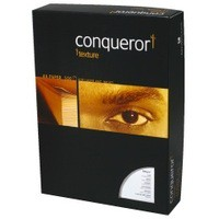 Conqueror Contour Paper Embossed Brilliant White A4 100gsm Ream CQC0324BWNW