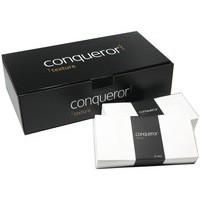Conqueror Laid DL Envelope Brilliant White Pack of 500