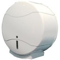 Image for 2work Mini Jumbo Toilet Roll Dispenser DS924E