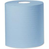 Kruger Bumper Paper Roll 280mm x400 Metres Blue B2B340