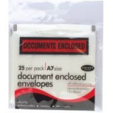 County Document Enclosed Pack of 12 C232