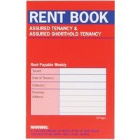 Image for County Assrd Tenancy Rent Book Pk20 C237