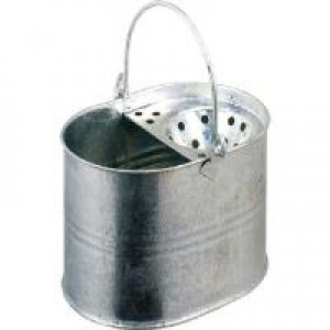 Bentley Galvanised Mop Bucket 3 Gallon MB.03