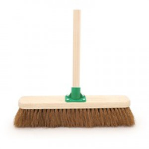 Bentley 18 inch Coco Broom with Handle G.01/BKT/C4