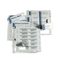 Durable Badgemaker 240 Inserts 40x75mm 1453/02