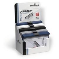 Durable Duraclip Merchandiser Pack of 50