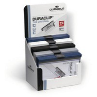 Durable Duraclip Merchandiser Pack of 50