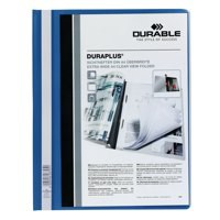 Durable Quotation Folder A4 Blue Pack of 25 2579/06