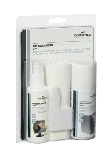 Durable PC Cleaning Kit in Protective Case Ref 5718