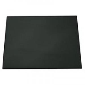 Durable Desk Mat 520x650mm Clear/Black 7203/01