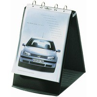 Durable Durastar Table Top Presenter A4 Portrait 8564/39