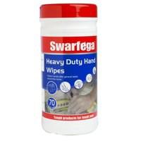DEB Swarfega Heavy Duty 70 Wipes Pack of 6 SWHD70W