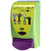 DEB Proline Now Wash Your Hands Dispenser PROL1SCH