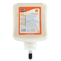 DEB Protect Pre Work Cream 1 Litre Pack of 6 UPW1L