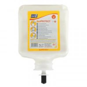 DEB Sun Protection 1 Litre Cartridge Pack of 6 SUN1L