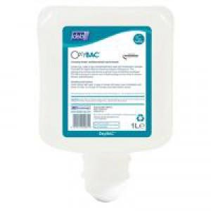 Deb OxyBAC Antibacterial Foaming Soap 1 Litre OXY1L