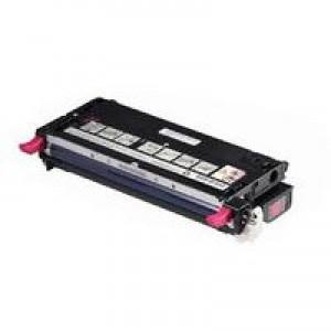 Dell 3130CN Toner Cartridge High Yield 9K Magenta 593-10292