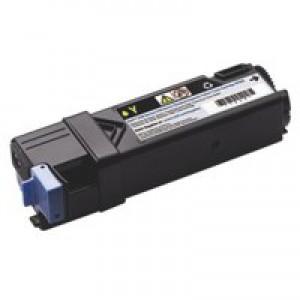 Dell 2150Cn Toner Cartridge NT6X2 Yellow 593-11036