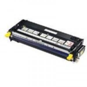 Dell 3110CN Toner Cartridge 8K High Capacity Yellow NF556 593-10173