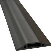 D-Line Medium Duty Floor Cable Cover 9mx83mm Black FC83B/9M