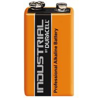 Duracell Procell Battery 9V Pack of 10 MN1604 1503 6367 15070557