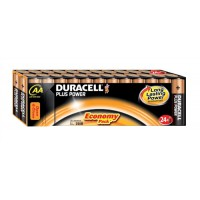 Image for Duracell Battery Plus AA Pack of 24 75021474