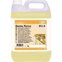 Diversey Suma Force D3.5 Heavy Duty Degreaser 5 Litre W45 7512054
