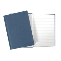 Image for Manuscript Book Casebound 70gsm Ruled 190 Pages A6 [Pack 10]