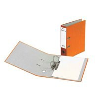 Acco Eastlight Karnival Lever Arch File A4 70mm Orange 20746EAST