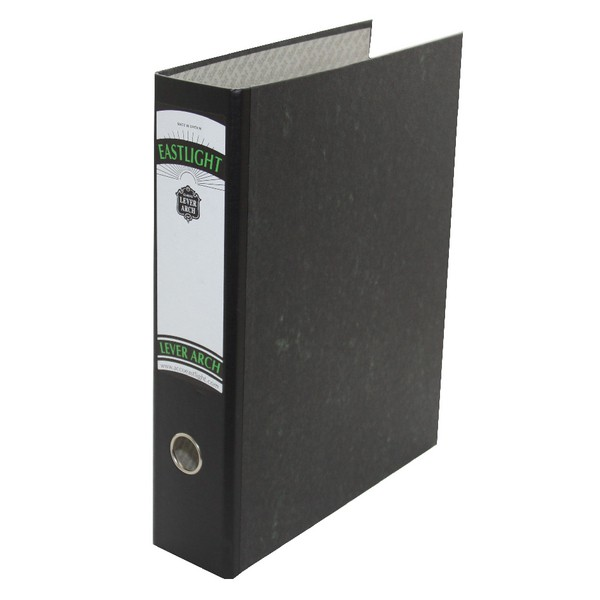 Acco Eastlight Classic 80 Lever Arch File Foolscap Rado 26115EAST
