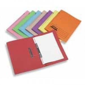 Acco Eastlight Jiffex File Foolscap Buff 43212EAST