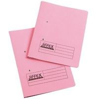 Acco Eastlight Breast Cancer Campaign Jiffex File A4 Pink 43247EAST