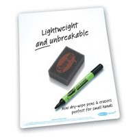 Show-me Boards A4 Plain & Accessories (35) C/SMB
