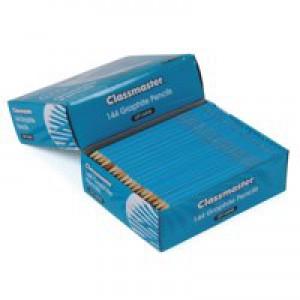 Eastpoint Classmaster Graphite HB Pencils Box 144