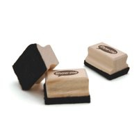 Show-Me Wooden Handled Mini Felt Eraser