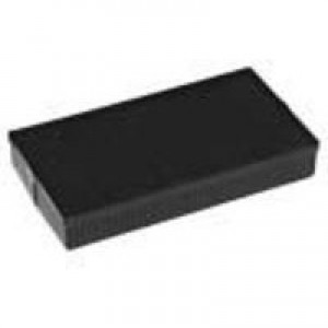 Colop E/10 Replacement Pad Black E10BK Pack of 2