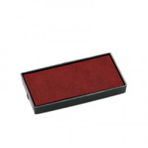 Colop E/20 Replacement Pad Red E20RD Pk 2