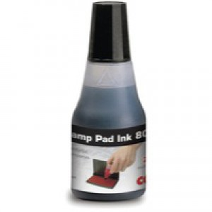 Colop 801 Stamp Pad Ink 25ml Black 801BK