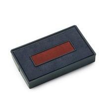 Colop E/4850 Replacement Pad Blue/Red E4850 Pk 2