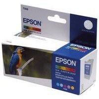 Epson Stylus Photo 790 Inkjet Cartridge 3-Colour Pack of 2 C13T008403