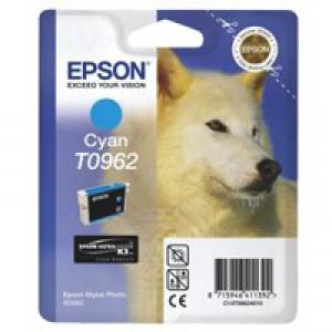Epson R2880 Ink Cartridge Cyan C13T09624010