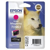 Epson R2880 Ink Cartridge Vivid Magenta C13T09634010
