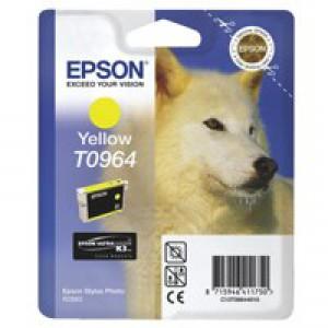 Epson R2880 Ink Cartridge Yellow C13T09644010