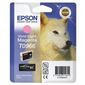 Epson R2880 Ink Cartridge Vivid Light Magenta C13T09664010