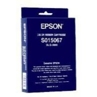 Epson Fabric Ribbon Cartridge Colour DLQ-3000 S015067 C13S015067